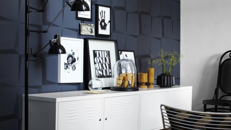 69e010ec9c2 Mustrid ja värvid: kuidas kujundada elutuba? | Kodus.ee