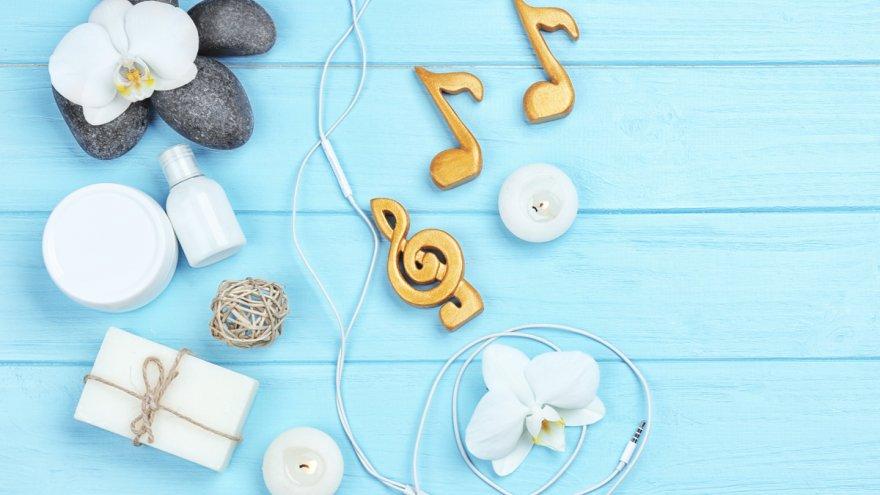 muusika, tervis