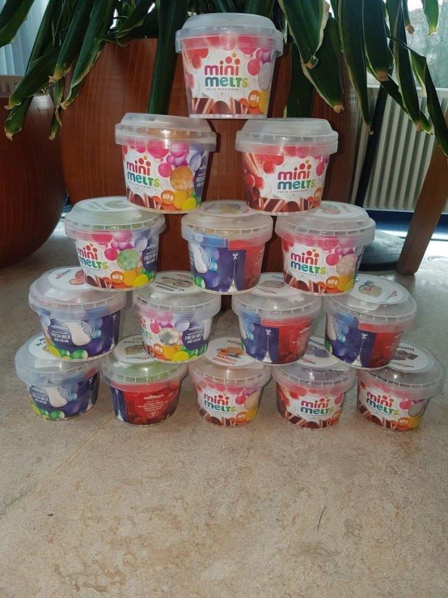Meie Minimeltsi jäätise hunnik, mida jaksanuks veelgi süüa!