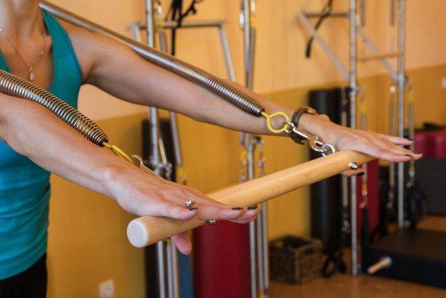 Pilatese harjutus