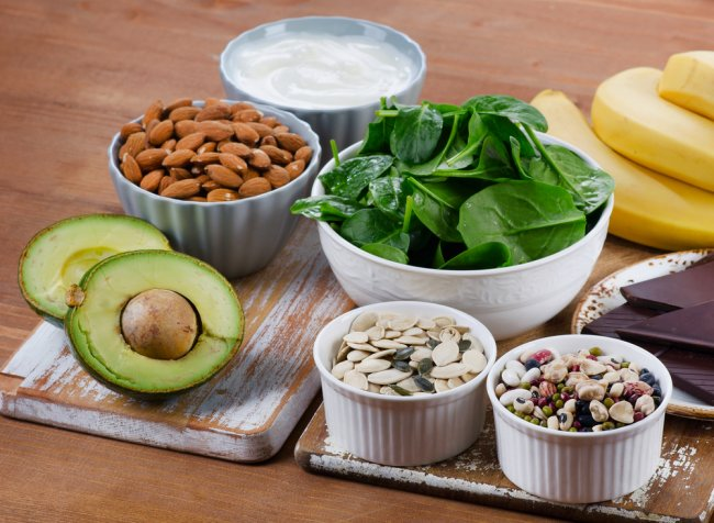 Magneesiumirikas toit