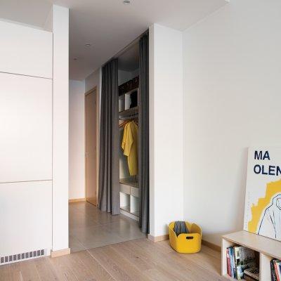 665bb501afc Popp ja noortepärane: noore linnainimese kodu | Kodus.ee