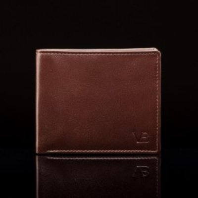 Nahast rahakott - münditaskuga