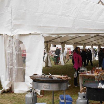 Alatskivi lossi õuel peeti suurt Peipsi toidu pidu, mis juhatas sisse Peipsimaa maitsete aasta.