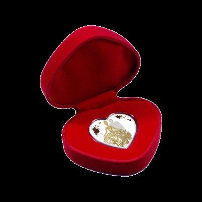 Hõbedast Pulmamünt