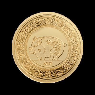 Sea aasta kuldmünt
