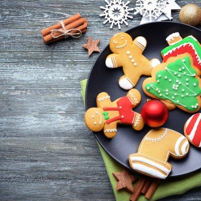 jõulud, piparkoogid