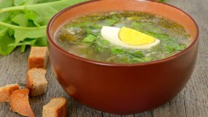 Kevadist suppi sobib serveerida saiakuubikutega