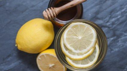 Mesi ja sidrunimahl